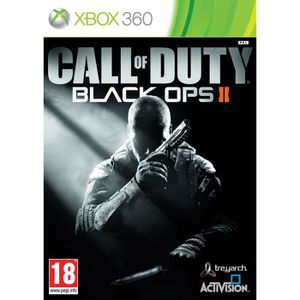 JEU XBOX 360 Call Of Duty Black Ops 2 Jeu XBOX 360