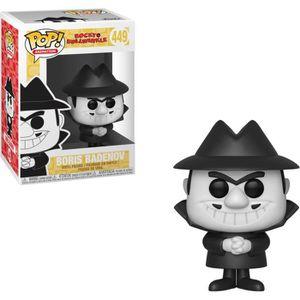 FIGURINE - PERSONNAGE Figurine Funko Pop! Rocky & Bullwinkle: Boris