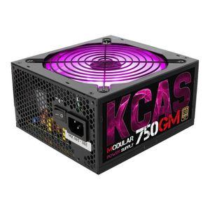 ALIMENTATION INTERNE AEROCOOL Alimentation PC KCAS-750GM - 750W - Semi-