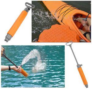 POMPE DE CALE Pompe de kayak Manuelle Flottant de Cale Portative