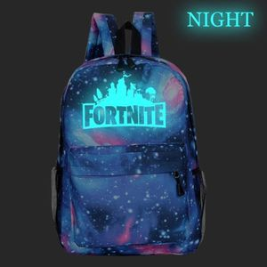SAC À DOS Hot Game Fortnite Royale Bataille Galaxy Sac À Dos