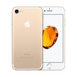 SMARTPHONE RECOND. iPhone 7 32GO Or débloqué Grade A+++ remise à neuf