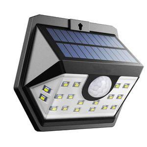 LAMPE DE JARDIN  Ototon® Lampe Solaire Eclairage Exterieur 20 LED E