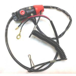Commodo droit et coupe circuit Origine moto enfant Pocket bike 50 Pista Neuf
