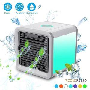 CLIMATISEUR FIXE Refroidisseur d'Air : Ventilateur, humidificateur
