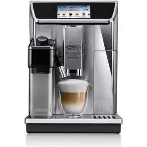 MACHINE À CAFÉ DELONGHI ECAM650.85.MS Expresso broyeur connecté P