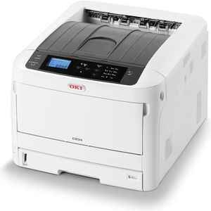 IMPRIMANTE OKI Imprimante multifonction C834nw - Laser - Coul
