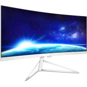 ECRAN ORDINATEUR PHILIPS Moniteur Curved 34P 4K