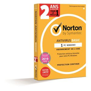 Try the all-new Norton Security Deluxe – all the features of Norton AntiVirus and more.
