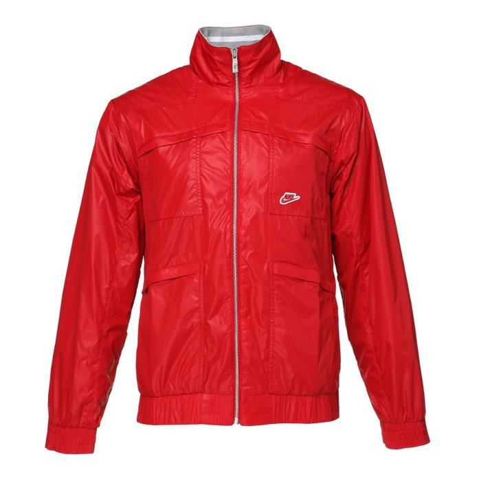 NIKE Veste Light Weight - Homme - Rouge