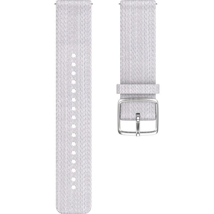 POLAR Demi bracelet interchangeable Vantage V - Taille S/M - Blanc