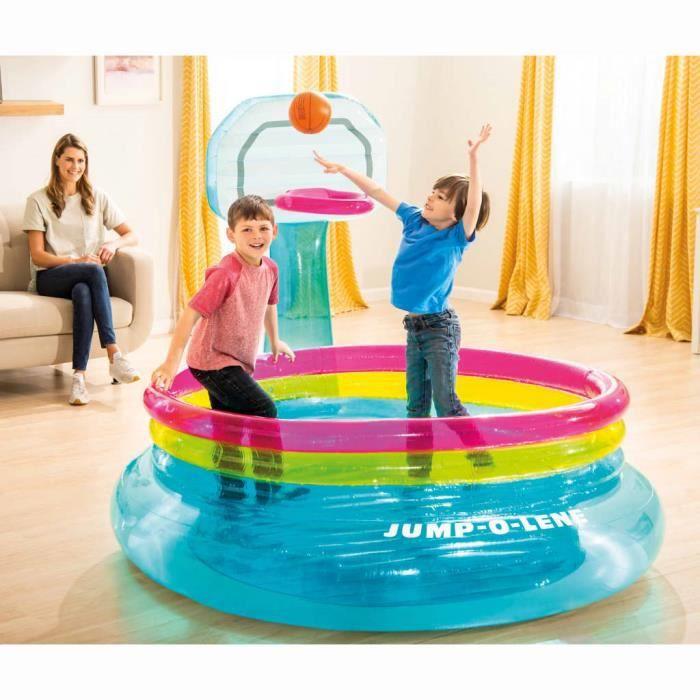 Château gonflable pour enfants Jump-O-Lene Basketball PVC-XIS