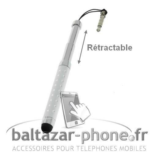BALTAZAR PHONE® Stylet argent pr Thomson TLink 405