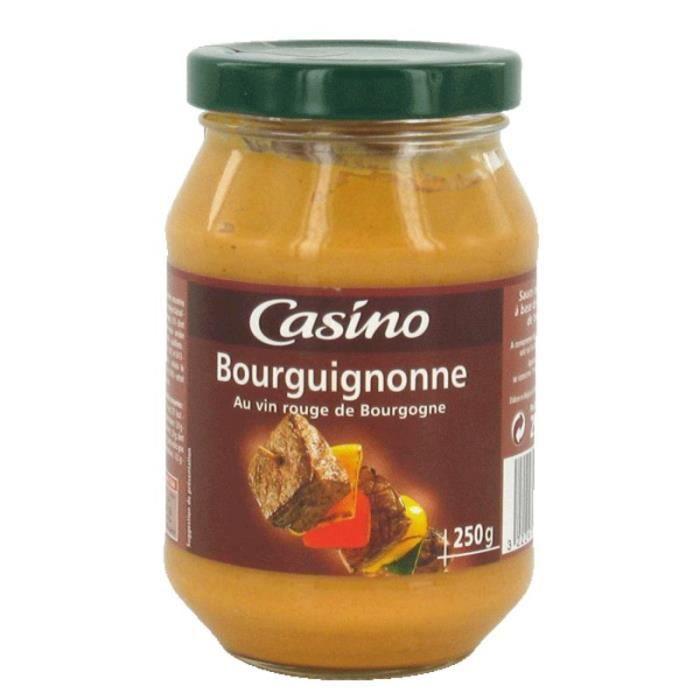 Sauce Bourguignonne 250 ml