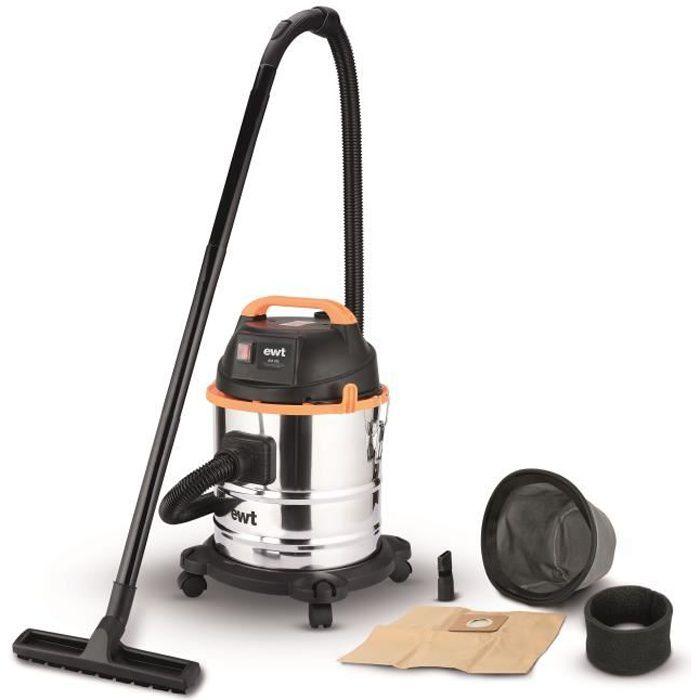 Aspirateur eau et poussières AM - 20L - EWT
