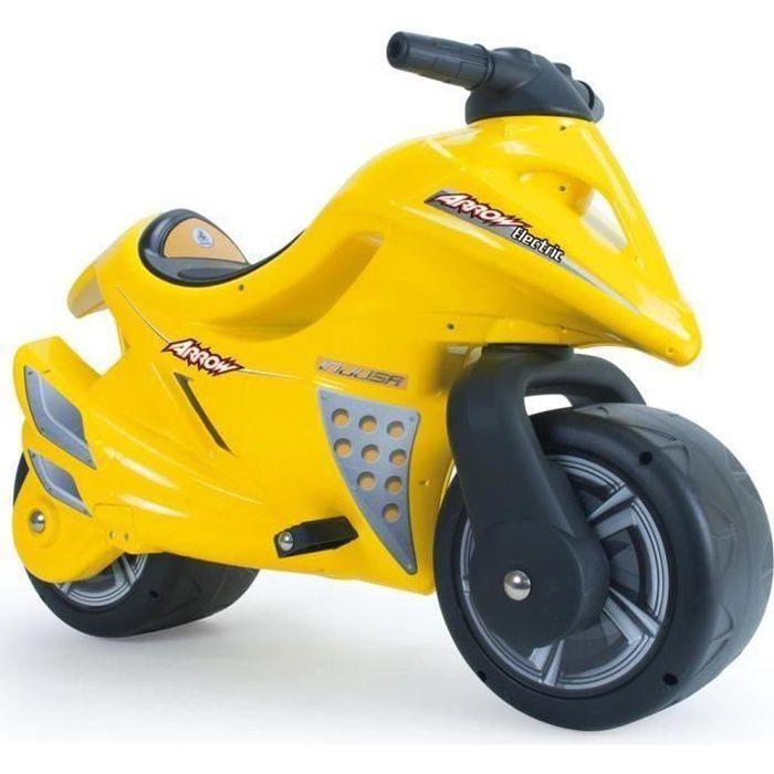 INJUSA Moto Electrique Enfant Arrow 6 Volts