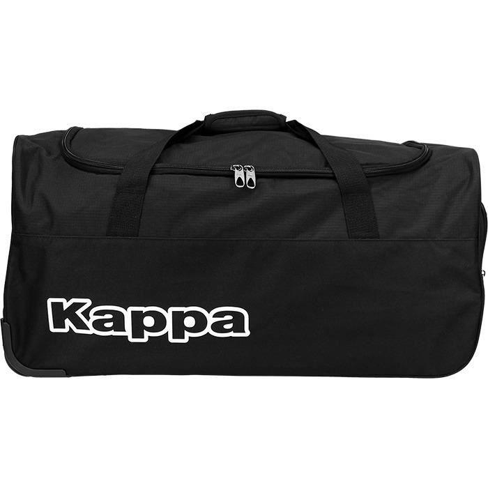 Sac à roulettes large Kappa Alda - noir - L