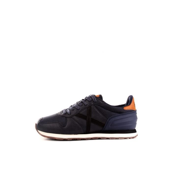 MUNICH 8620383 chaussures de tennis faible Homme MARINE