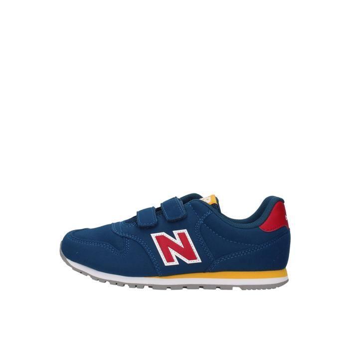 New Balance YV500TNR chaussures de tennis faible Enfant BLEU MARIN