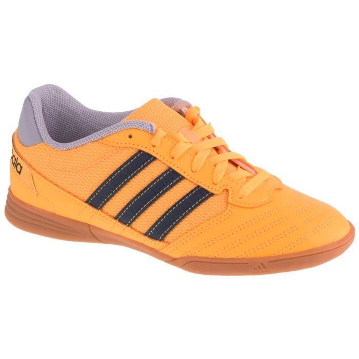 adidas Super Sala IN FX6757, Homme, Jaune, chaussures de foot en salle