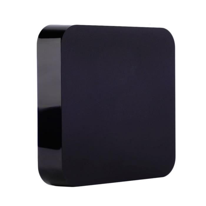 Android TV Box 【1GB+8GB】 Android 4.4 boîtier multimédia Quad-Core Wi-FI smart TV box LAN, WiFi 2.4G Hz - UK plug