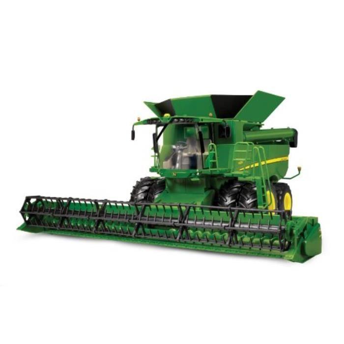 Voiture Electrique TOMY I9XTZ Ertl Big Farm 1:16 John Deere S670 Combine