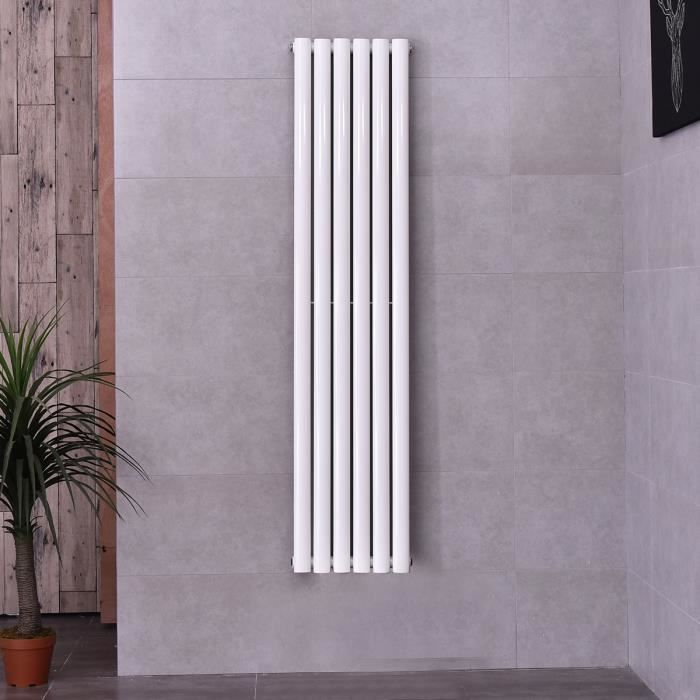 radiateur chauffage central eau vertical 1600 x 360 x. Black Bedroom Furniture Sets. Home Design Ideas