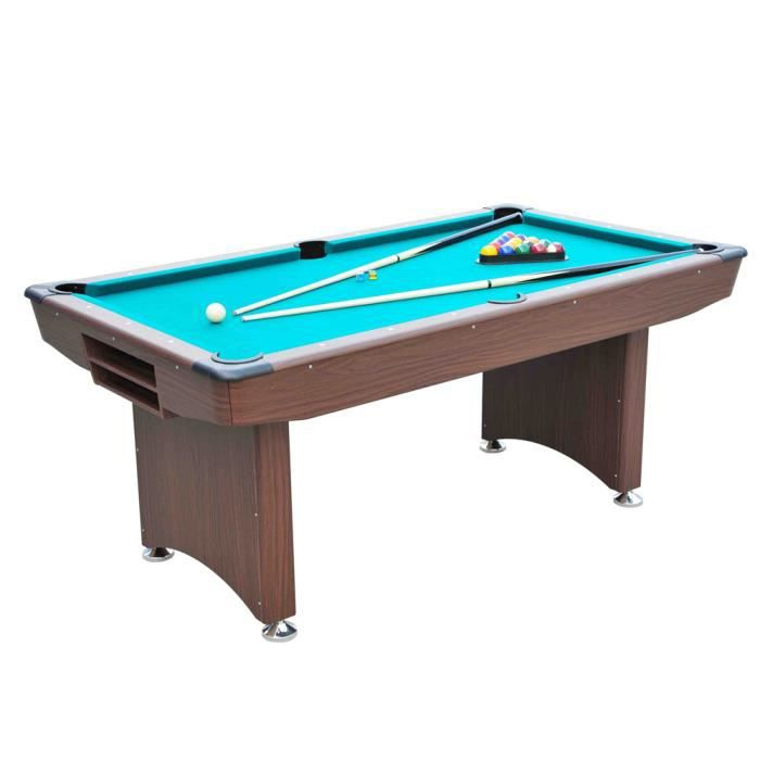 billard am ricain table de billard 6ft tapi achat vente billard cdiscount. Black Bedroom Furniture Sets. Home Design Ideas