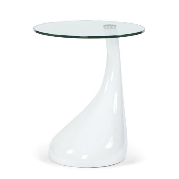 table basse design melting blanc achat vente table. Black Bedroom Furniture Sets. Home Design Ideas