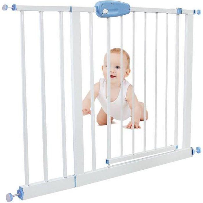 Photo de barriere-ajustable-pour-porte-barriere-de-securite-pour-bebe