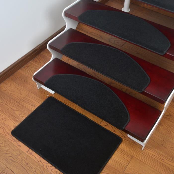 tempsa 15pcs ensemble tapis d escalier antiderapan