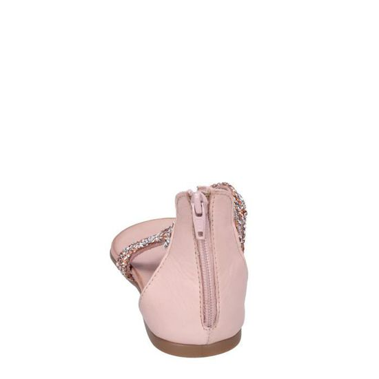 the best attitude f41b4 bf5c4 Inuovo Bs358 Rose Sandale Chaussures Femme QCthsrd