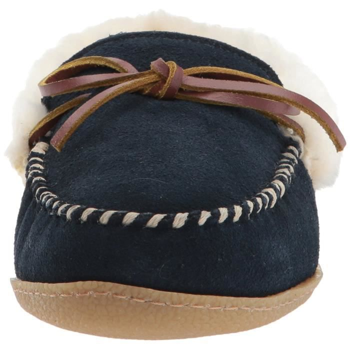 Ralph Lauren Polo Marcie Gen Suede Moccasin T0PUX Taille-41