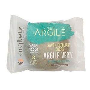 SAVON - SYNDETS ARGILETZ Savon exfoliant argile verte - 100 g
