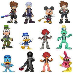 STATUE - STATUETTE Kingdom Hearts Kingdom Hearts 3 - Mystery Minis Fu