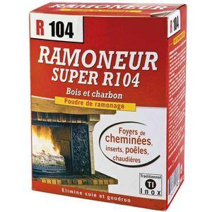 ACCESSOIRES RAMONAGE R104 00338 Boîte de ramonage Chimique 900g, Bleu