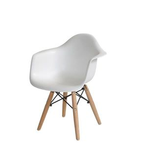 FAUTEUIL Fauteuil baby tower wood BLANC
