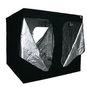 CHAMBRE DE CULTURE BlackBox SILVER 240 240x240x220cm