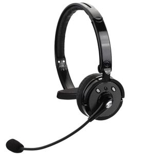 CASQUE AVEC MICROPHONE BH-M10B Sans Fil Bluetooth Casque Ecouteur Mains L