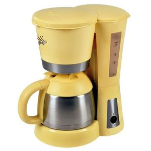 CAFETIÈRE CAFETIÈRE AUTOMATIQUE Thermo Machine à café 1,0L 8
