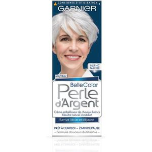 COLORATION GARNIER Belle Color Perle d'Argent Coloration perm
