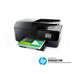 IMPRIMANTE Imprimante HP Officejet Pro 6820 - Compatible Inst