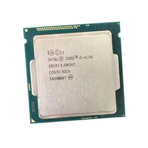 PROCESSEUR Processeur CPU Intel Core I3-4150 3.5Ghz 3Mo 5GT/s