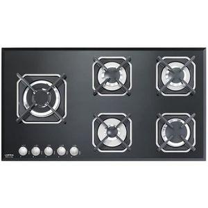PLAQUE GAZ LOFRA HGN9B0 Mars 90 noir table de cuisson  90CM v