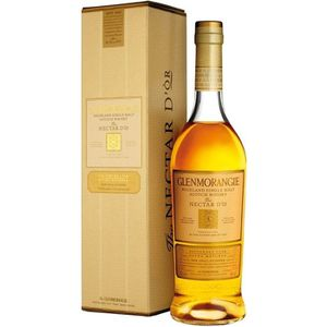 WHISKY BOURBON SCOTCH Glenmorangie 12 ans Nectar d'Or - Highlands Single