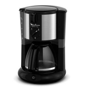 CAFETIÈRE Cafetière Subito Mug 1000 W 1.25 L Noir/Inox - FG2