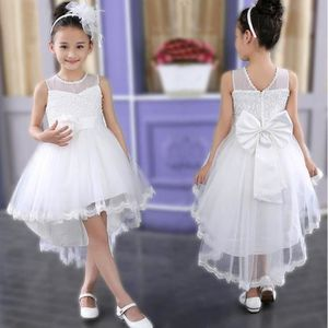 robe de ceremonie enfant fille blanche achat vente pas. Black Bedroom Furniture Sets. Home Design Ideas