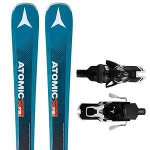 SKI ATOMIC Vantage X 75 Cti Ski + Xt 12 Fixations Homm