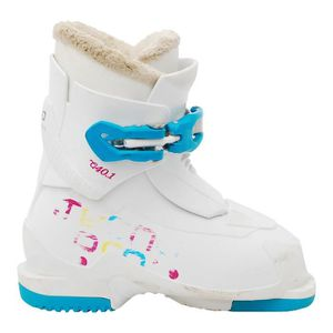 CHAUSSURES DE SKI Chaussure de ski junior Tecno pro T40 blanc