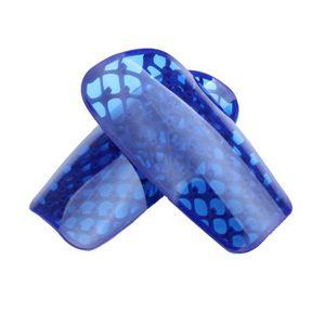 PROTÈGE-TIBIA - PIED 1 paire de protège-tibias de football en plastique